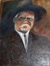 Portrait of Jupiter Mosman