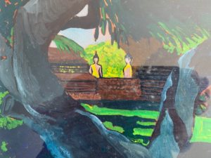 Marji Hill Paintings